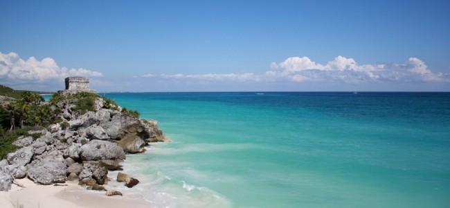 Egzotinės kelionės po Meksiką. Paslėptasis paplūdimys