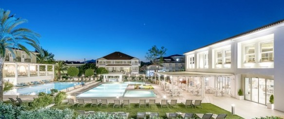 ZAKINTAS! Atostogos Zante Park Resort & Spa 5* su viskas įskaičiuota maitinimu tik nuo 565 €/asm.