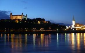 Slovakija. Lankytinos vietos Bratislavoje