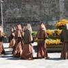 Sicilijos Palermas. Bauginantis Kapucinų vienuolynas