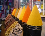 Šafranas – prieskonių karalius Maroke