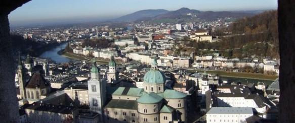 Lankytinos vietos Zalcburge: ką aplankyti ir pamatyti?