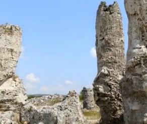 Bulgarija. Pobiti Kamani – įspūdingas akmenų miškas šalia Varnos