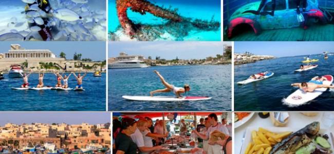 Malta – puikaus maisto ir pramogų sostinė