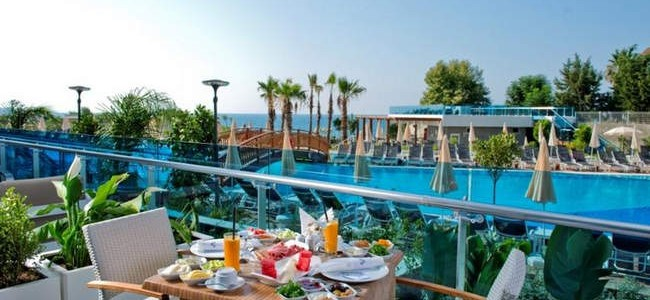 Turkija! Tik 603 €/asm. už 7 n. poilsį tik suaugusiems skirtame Numa Beach 5* viešbutyje su AI maitinimu