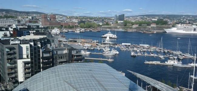 Pasižvalgymas Norvegijos sostinėje Osle (nuotraukos)
