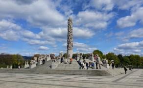 Vigelando skulptūrų parkas Osle – didžiausias vieno menininko skulptūrų parkas pasaulyje
