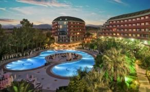 Tik nuo 340 €/asm. už 7 n. kelionę į Turkijos DELPHIN DELUXE 5* viešbutį su UAI maitinimu