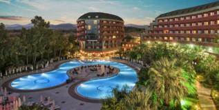 TOP BLACK FRIDAY! Tik nuo 383 €/asm. už 7 n. kelionę į Turkijos DELPHIN DELUXE 5* viešbutį su UAI maitinimu