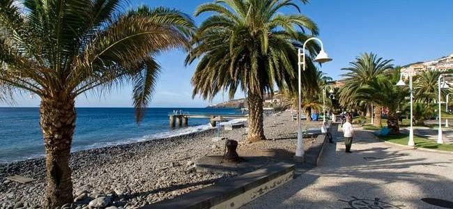 Populiariausi kurortai Madeiros saloje
