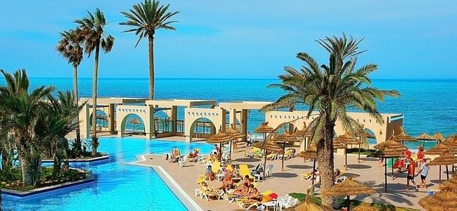 NAUJIENA! TUNISAS: ZITA BEACH RESORT ZARZIS 4* tik nuo 419 €/asm.