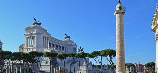 Patarimai, ko nedaryti esant Romoje