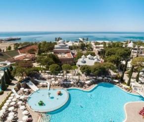 HITAS! Poilsis SWANDOR TOPKAPI PALACE 5* Turkijoje tik nuo 378 €/asm.