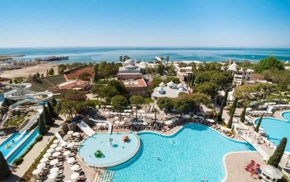 SAVATGALIO PASIŪLYMAS! 2020 m. atostogos Turkijoje: poilsis SWANDOR TOPKAPI PALACE 5* tik nuo 351 €/asm.