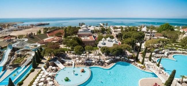 HITAS! Poilsis SWANDOR TOPKAPI PALACE 5* Turkijoje tik nuo 460 €/asm.