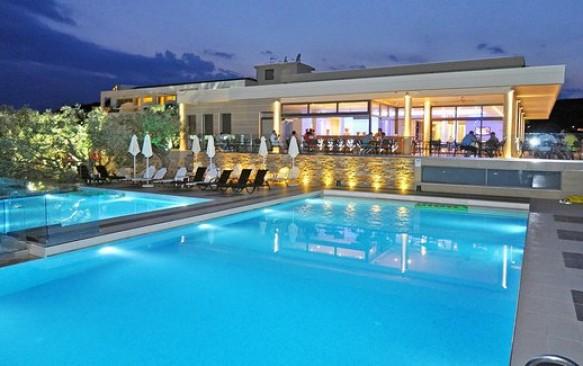 GRAIKIJA! Poilsis Tasos saloje AEOLIS THASSOS PALACE 4* su AI tik nuo 499 €