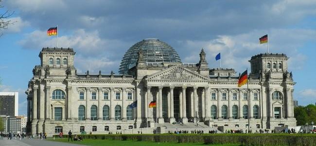 Nemokamos lankytinos vietos Berlyne: Reichstagas