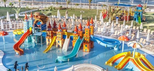7 n. Turkijos Sea Planet Resort 5* viešbutyje su viskas įskaičiuota tik nuo 334 €/asm.