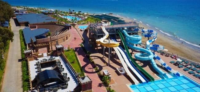 Turkijoje su vaikais! 7 n. kelionė į EFTALIA MARIN 5* viešbutį su viskas įskaičiuota tik nuo 441 €/asm.