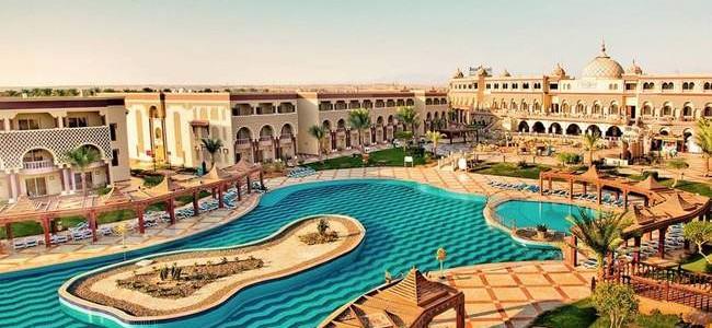 EGIPTAS! Tik nuo 460 €/asm. už 7 n. atostogas Hurgadoje esančiame Sentido Mamlouk Palace 5* viešbutyje su AI maitinimu!