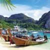 Tailando kurortas Pataja: nuo auksinio Budos iki iš lovos verčiančių dramblių