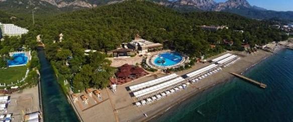 7 n. kelionė į Turkiją, puikiame Kimeros Holiday Village 5* viešbutyje su UAI tik nuo 479 €/asm.