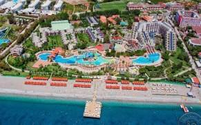 Kelionė į Turkiją: 7 n. poilsis LIMAK LIMRA 5* viešbutyje su UAI maitinimu tik nuo 367 €/asm.