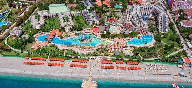 Kelionė į Turkiją: 7 n. poilsis LIMAK LIMRA 5* viešbutyje su UAI maitinimu tik nuo 505 €/asm.