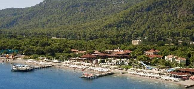 Savaitė puikiame Crystal Flora 5* viešbutyje Turkijoje su UAI tik nuo 421 €/asm.
