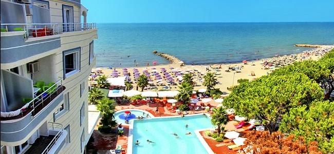 ALBANIJA iš RYGOS! Atostogos MELI HOLIDAY 4* viešbutyje su AI maitinimu tik nuo 409 €/asm.