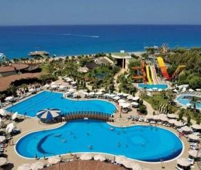 RUDENS VAIKŲ ATOSTOGOS! Atostogos Turkijoje SPALĮ, puikiame Mukarnas Spa Resort 5* viešbutyje su UAI maitinimu tik nuo 415 €/asm. už 7 n.