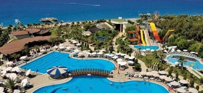 RUDENS VAIKŲ ATOSTOGOS! Atostogos Turkijoje SPALĮ, puikiame Mukarnas Spa Resort 5* viešbutyje su UAI maitinimu tik nuo 462 €/asm. už 7 n.