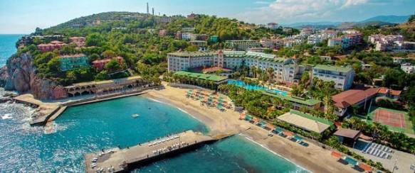 Tik nuo 417 €/asm. už 7 n. kelionę į Turkiją, apsistojant KEMAL BAY 5* su viskas įskaičiuota