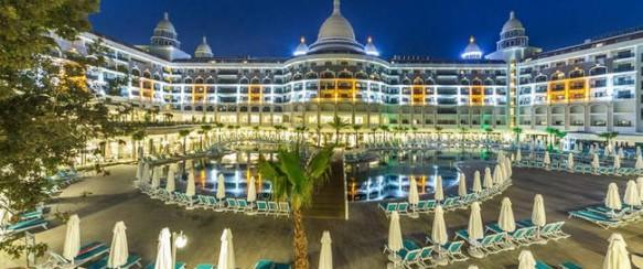 TURKIJA LIEPĄ! 7 n. Diamond Premium Hotel 5* su UAI maitinimu tik nuo 448 €/asm.