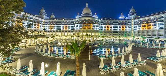 Turkijos Diamond Premium viešbutis su UAI maitinimu