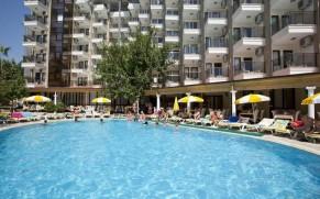 7 n. MONTE CARLO 4* viešbutyje Turkijoje su AI tik nuo 344 €/asm. Vykstame BIRŽELĮ!
