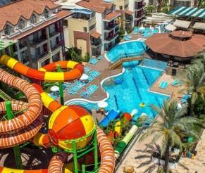 Kelionė į Turkiją: 7 n. 5* viešbutyje CRYSTAL AURA su ULTRA viskas įskaičiuota tik nuo 523 €/asm.