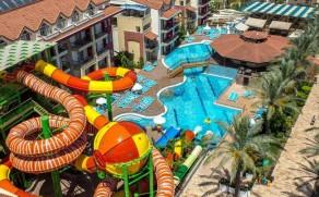 Kelionė į Turkiją: 7 n. 5* viešbutyje CRYSTAL AURA su ULTRA viskas įskaičiuota tik nuo 430 €/asm.