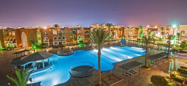 7 n. puikiame Egipto Sunrise Garden Beach 5* viešbutyje su AI maitinimu tik nuo 377 €/asm.