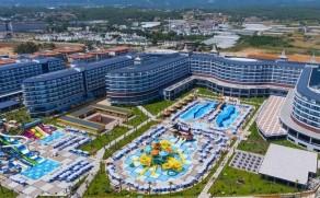 KELIONIŲ MUGĖ! 7 n. atostogos Turkijos EFTALIA OCEAN 5* viešbutyje su viskas įskaičiuota tik nuo 383 €/asm.