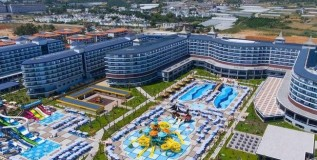 MANGO akcija! 7 n. atostogos Turkijos EFTALIA OCEAN 5* viešbutyje su viskas įskaičiuota tik nuo 354 €/asm.