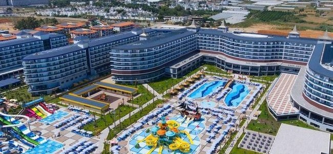 7 n. atostogos Turkijos EFTALIA OCEAN 5* viešbutyje su viskas įskaičiuota tik nuo 465 €/asm.
