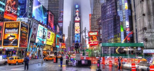 TOP 5 Niujorko lankytini objektai
