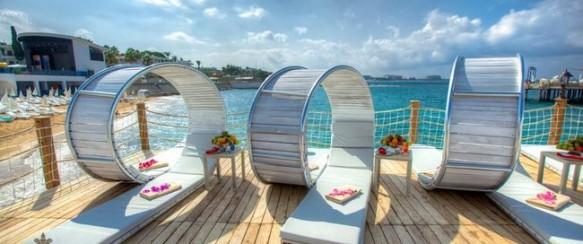 Puikios atostogos Turkijos AZURA DELUXE 5* viešbutyje su UAI – 7 n. tik nuo 349 €/asm.