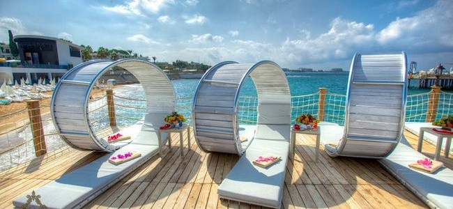 IŠANKSTINIAI PARDAVIMAI! Puikios atostogos Turkijos AZURA DELUXE 5* viešbutyje su UAI – 7 n. tik nuo 445 €/asm.