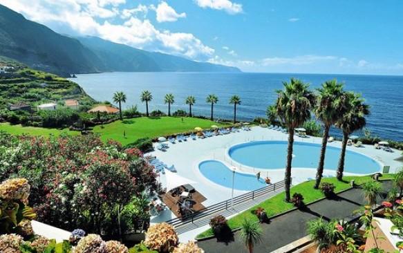 TIK 2 KAMBARIAI! MADEIRA! Poilsis Monte Mar Palace 4* su pusryčiais ir vakarienėm tik nuo 339 €/7n.