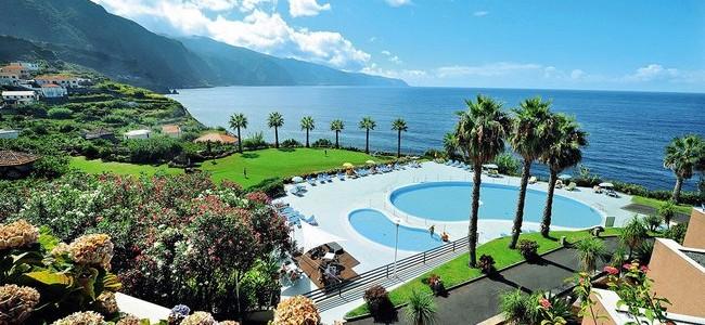 TIK 2 KAMBARIAI! MADEIRA! Poilsis Monte Mar Palace 4* su pusryčiais ir vakarienėm tik 289 €/7n.