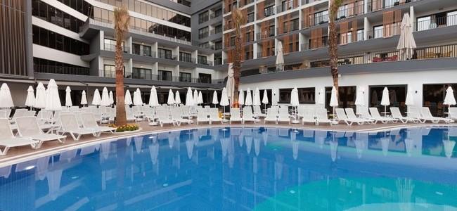 Tik 652 € už 7 n. atostogas Turkijoje, Raga Side 5* viešbutyje su ultra viskas įskaičiuota