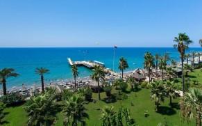 Kelionė į Turkiją VASARĄ: atostogos SAPHIR HOTEL 4* su AI+ tik nuo 404 €/asm.