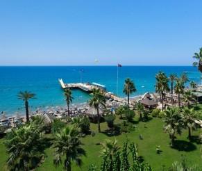 TOKIOS KAINOS TIK PIRMIESIEMS! 2020 m. BALANDŽIUI – RUGPJŪČIUII! Kelionė į Turkiją: atostogos puikiame SAPHIR HOTEL 4* viešbutyje su viskas įskaičiuota tik nuo 331 €/asm.